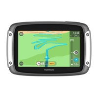 TomTom Rider 410 Great Rides Edition Weltkarte