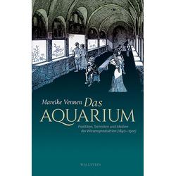 Das Aquarium als Buch von Mareike Vennen