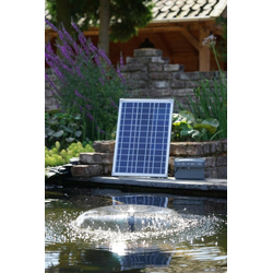 Ubbink Solarpumpe SolarMax 2500 Accu, 2480 l/h