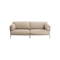 KARE Sofa Sofa Shirly 3Sitzer Creme