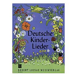 Deutsche Kinderlieder für Klavier - Buch