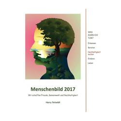 Menschenbild 2017 als Buch von Harry Petzoldt