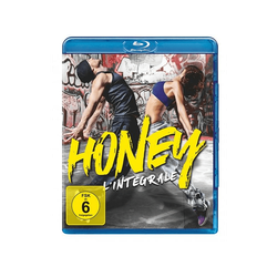 Honey 1-4 Blu-ray