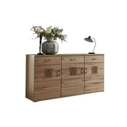 Ideal-Möbel Sideboard Kansas in braun