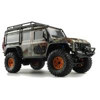 AMEWI Dirt Climbing SUV Crawler Elektromotor 1:10 Raupenfahrzeug