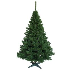Weihnachtsbaum Grün Tanne (Größe: 150 cm)