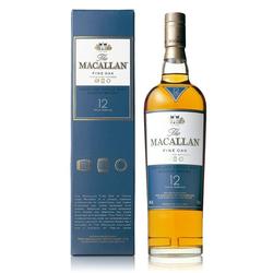 The Macallan Fine Oak 12 Years Old 0,7L (40% Vol.)