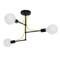Lampa sufitowa Tudori x3