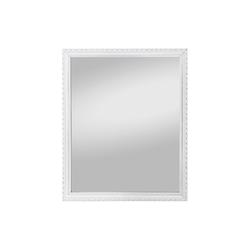 Spiegelprofi Rahmenspiegel Lisa in weiß 34 x 45 cm
