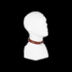 Rimba Leder-Halsband, S/M