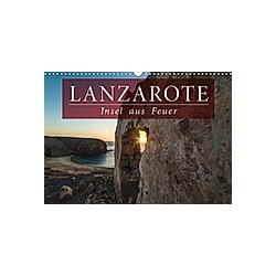 Lanzarote - Insel aus Feuer (Wandkalender 2021 DIN A3 quer) - Kalender