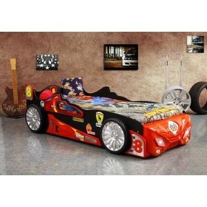 Autobett Bett Mit Matratze Betten Sportwagen Kinderbett Jugendbett Lagerware