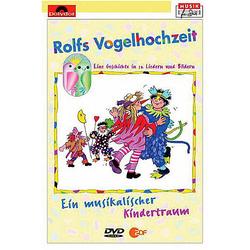 DVD Rolfs Vogelhochzeit Hörbuch