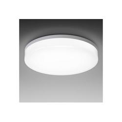 B.K.Licht LED Deckenleuchte Bootes, LED Deckenlampe 18W Bad-Lampen IP54 Badezimmer-Leuchte Deckenleuchte Küche Flur