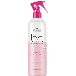 Schwarzkopf BC pH 4.5 Color Freeze SPRAY Conditioner 400 ml XXL