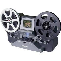 Reflecta Super 8 Normal 8 Filmscanner 1440 x 1080 Pixel Super 8 Rollfilme, Normal 8 Rollfilme, TV-Au