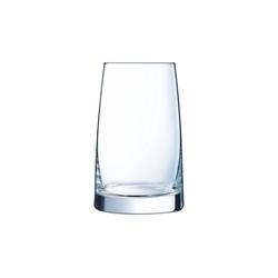 Chef & Sommelier Longdrinkglas Aska, Krysta Kristallglas, Longdrinkglas 350ml Krysta Kristallglas transparent 6 Stück Ø 7.8 cm x 12.5 cm