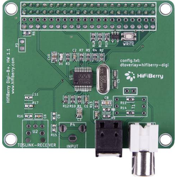 Raspberry Pi® Soundkarte RB-Hifiberry-DIGI+ Raspberry Pi® A+, Raspberry Pi® B+, Raspberry Pi® 2