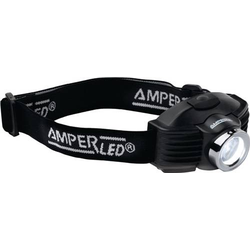 LED Stirnleuchte 1,8W CREE LED XPE R3 95Lm Leuchtw.100m Leuchtd.35h Kunststoff