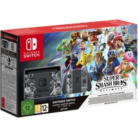 Switch - Super Smash Bros. Ultimate Edition (Bundle)