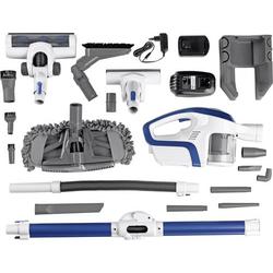 CleanMaxx 09122 Akku-Handstaubsauger 14.8V Zyklon-Technik