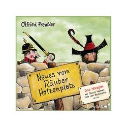 Neues vom Räuber Hotzenplotz - (CD)