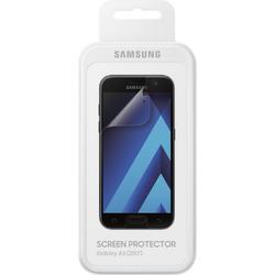Samsung Folie 2x Schutzfolie ET-FA320 für Galaxy A3 (2017) weiß