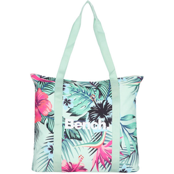 Bench City Girls Shopper Tasche 42 cm mint/himbeer