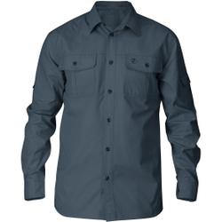 Fjällräven - Singi Trekking Shirt LS M Dusk - Hemden - Größe: L