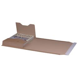 Buchversandverpackung 378 x 295 x 80 mm DIN B4
