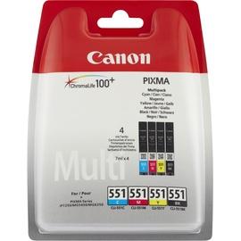 Canon CLI-551 CMYK Multipack
