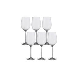 LEONARDO Weißweinglas Weißwein-Glas, 6er-Set Ciao+