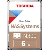 Toshiba N300 6TB (HDWN160UZSVA)