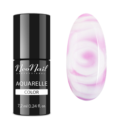 NeoNail Pink Aquarelle Aquarell Effect  Collection Nagellack 7.2 ml