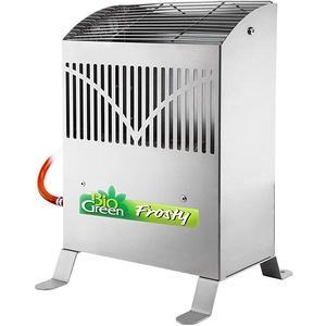 Bio Green Gasheizung Frosty 4500 W, Silber