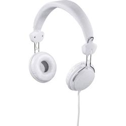Hama Joy On Ear Kopfhörer On Ear Headset Weiß