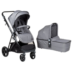 babyGO Kinderwagen Vogue Grey