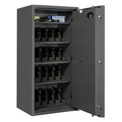 Kurzwaffentresor KWT 7100 EN 1143-1 Grad 1 für Kurzwaffen und Munition