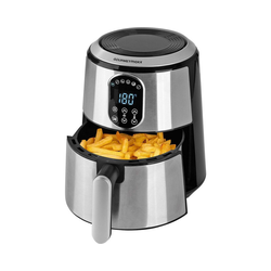 GOURMETmaxx Fritteuse digitale Heißluft-Fritteuse, 2,7l, 1500W