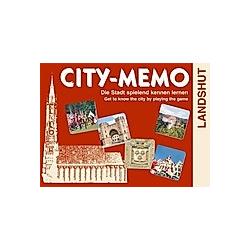City-Memo  Landshut (Spiel)