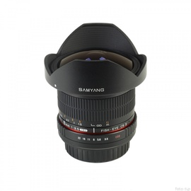 Samyang 8 mm F3,5 Fisheye UMC CS II Sony Alpha