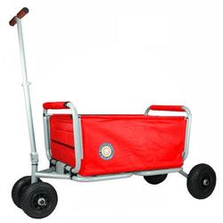 BEACHTREKKER Bollerwagen - Faltbarer Bollerwagen LiFe, rot