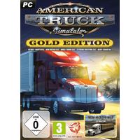 American Truck Simulator - Gold Edition (USK) (PC)