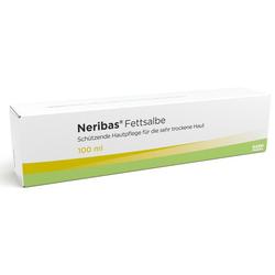 NERIBAS Fettsalbe 100 ml