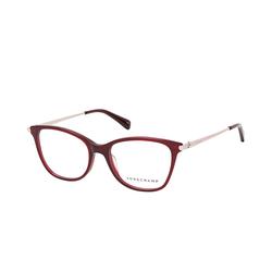 Longchamp LO 2627 602, inkl. Gläser, Cat Eye Brille, Damen