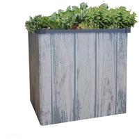 JUWEL Falthochbeet Easy Garden 80 x 40 x 75 cm grau