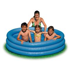 Intex Pool 168 x 41 cm, blau