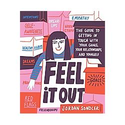 Feel It Out. Jordan Sondler  - Buch