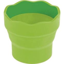 Wasserbecher Clic & Go hellgrün