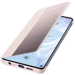 HUAWEI Smart View Flip Cover Flip Cover P30 Pink